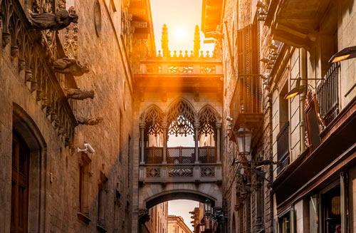 Gestión patrimonio Barcelona