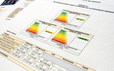 Certificado de eficiencia energética en Barcelona