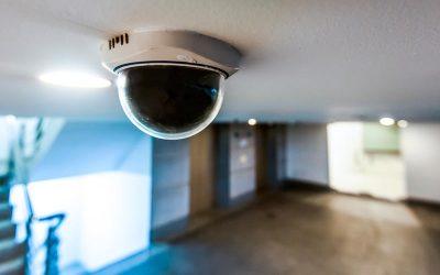 Las cámaras de seguridad en comunidades de vecinos